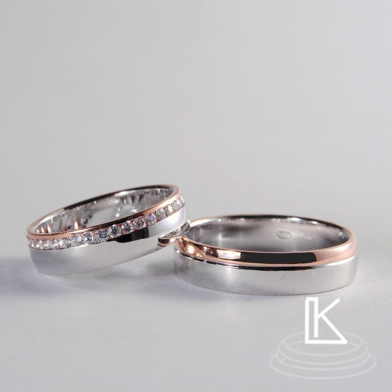 Snubní prsteny podle představ zákazníků