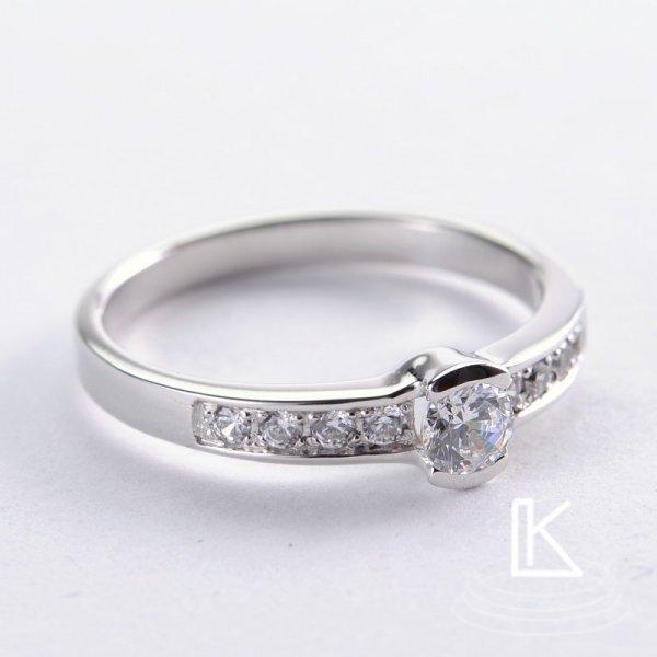 Zásnubní prsten č 28