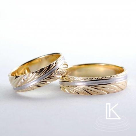 Snubní prsteny č. 71