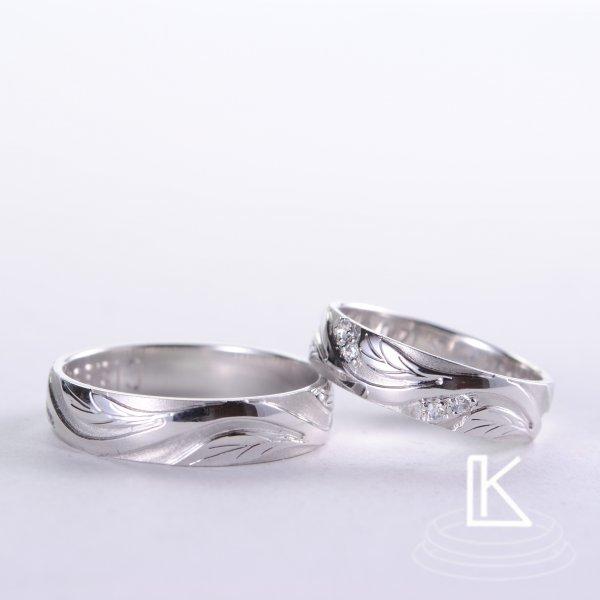 Snubní prsteny č 58