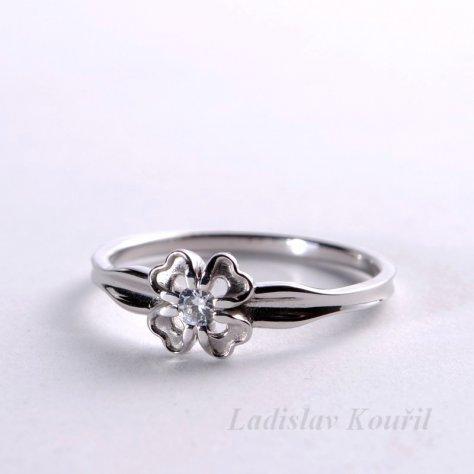 Zásnubní prsten č 18