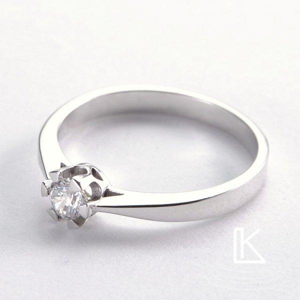 Zásnubní prsten č 23