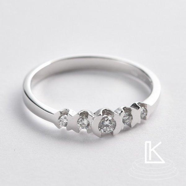 Zásnubní prsten č 25