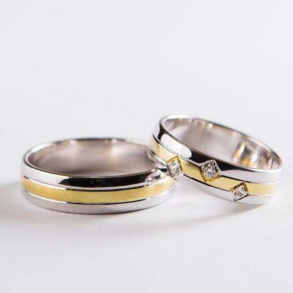Snubní prsteny č 10