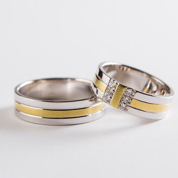 Snubní prsteny č 11