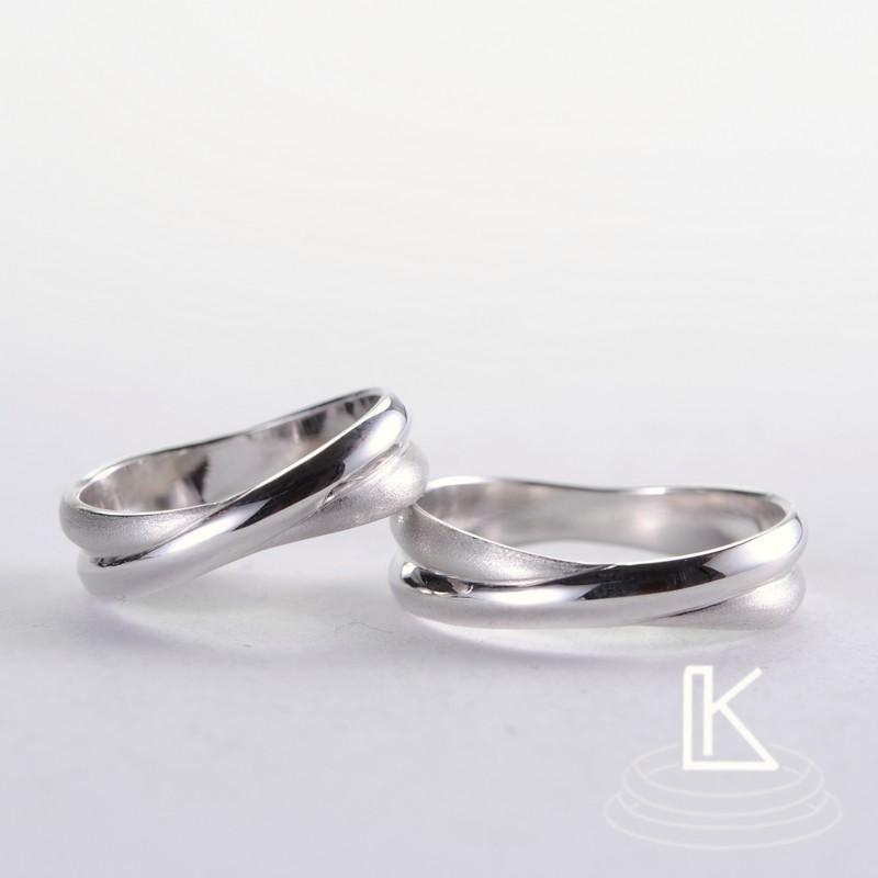 Snubní prsteny č 14