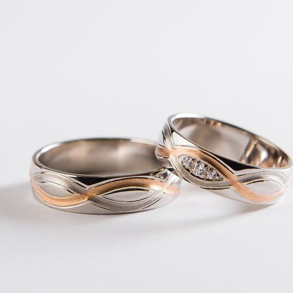 Snubní prsteny č 23