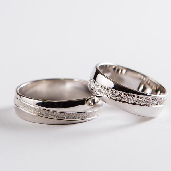 Snubní prsteny č 24