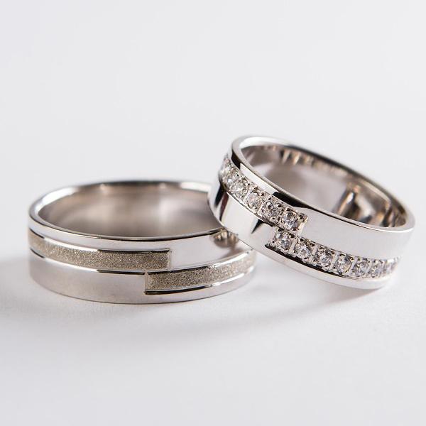Snubní prsteny č 30