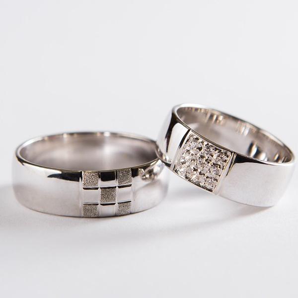 Snubní prsteny č 31