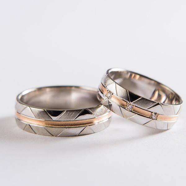 Snubní prsteny č 51