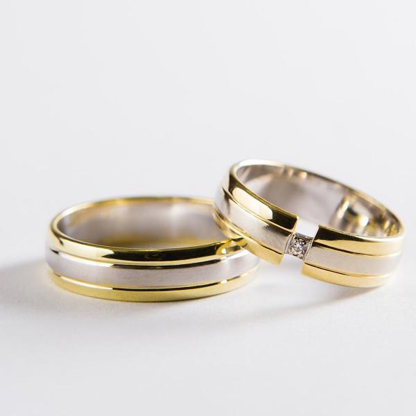 Snubní prsteny č 56