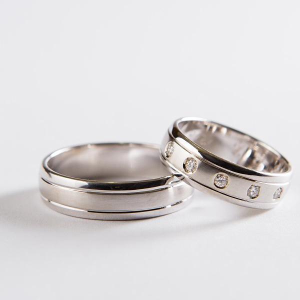 Snubní prsteny č 57