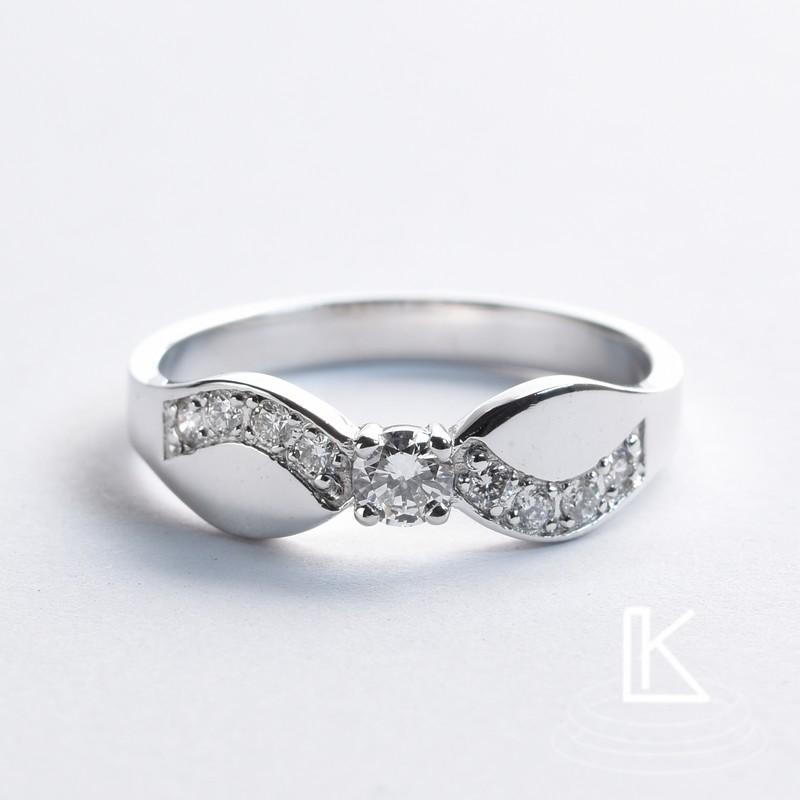 Zásnubní prsten č 4