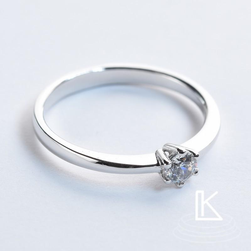 Zásnubní prsten č 7