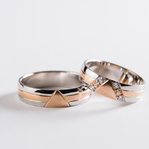 Snubní prsteny č 7