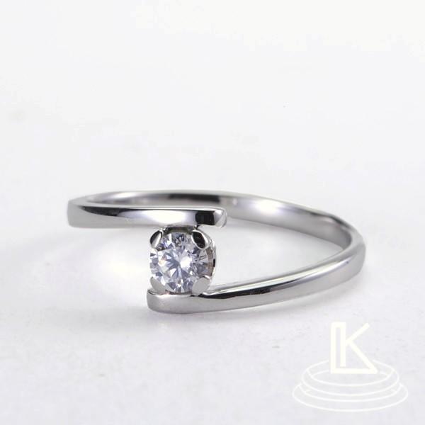 Zásnubní prsten č 11