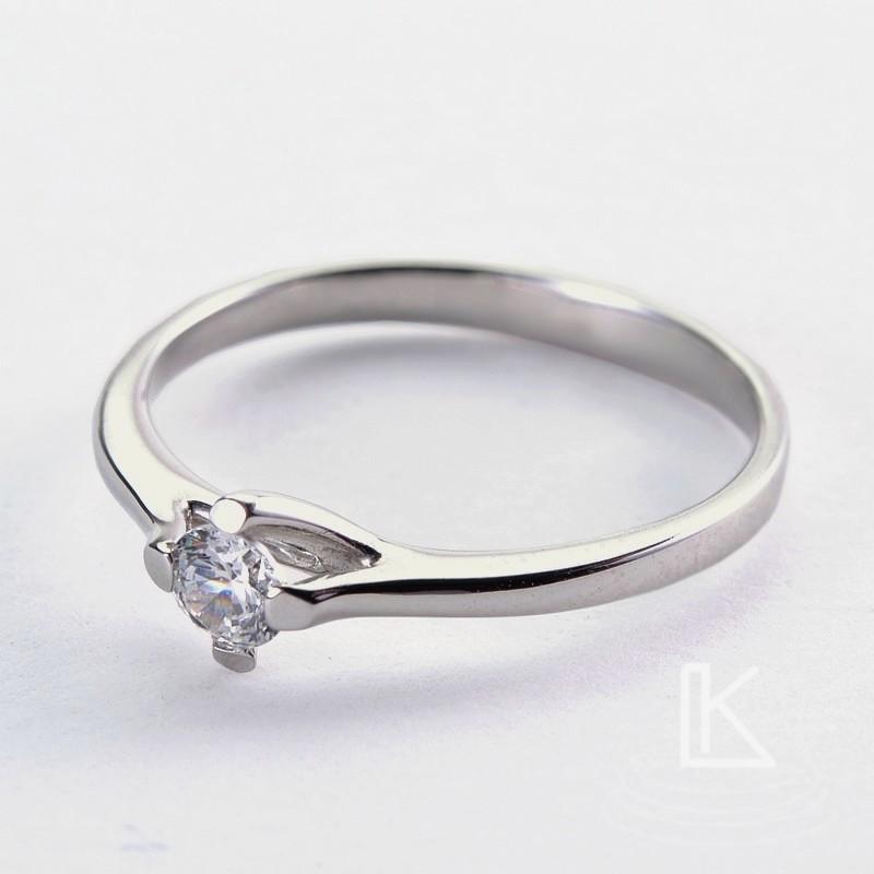 Zásnubní prsten č 16