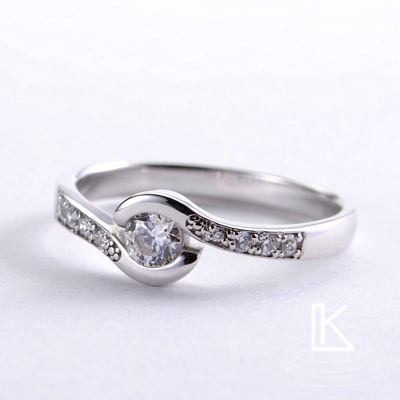 Zásnubní prsten č 20