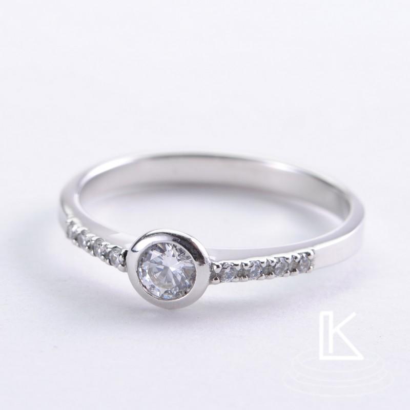 Zásnubní prsten č 26